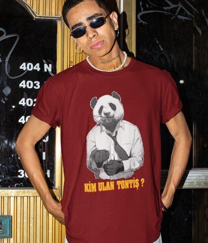panda tisortu beyaz erkek tisort e1626894440481