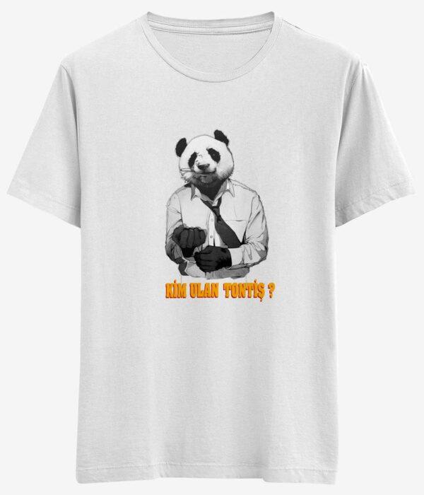panda tisortu beyaz tisort e1633547294266