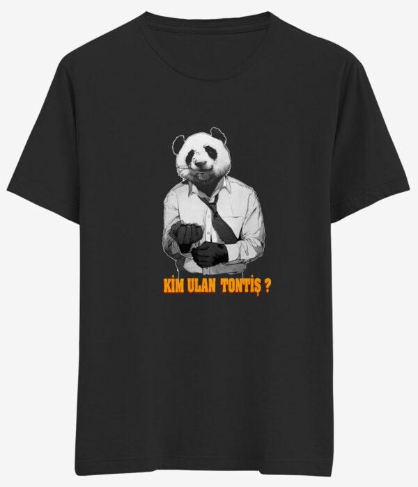 panda tisortu siyah tisort e1633547318539