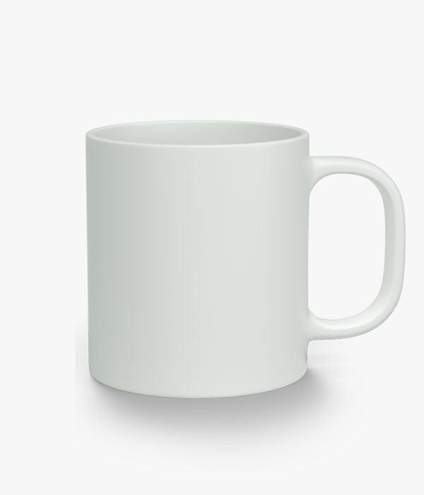 kendin tasarla kupa beyaz