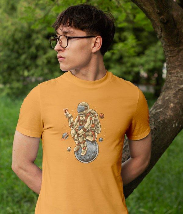tasarım tişört major tom