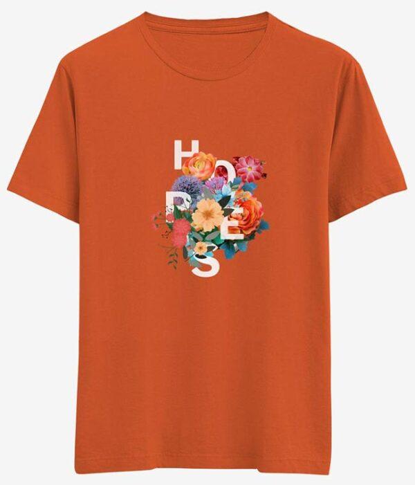 tasarım tişört hopes