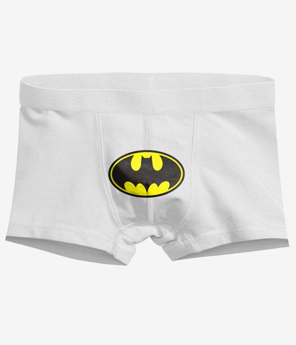 Batman logolu erkek boxer