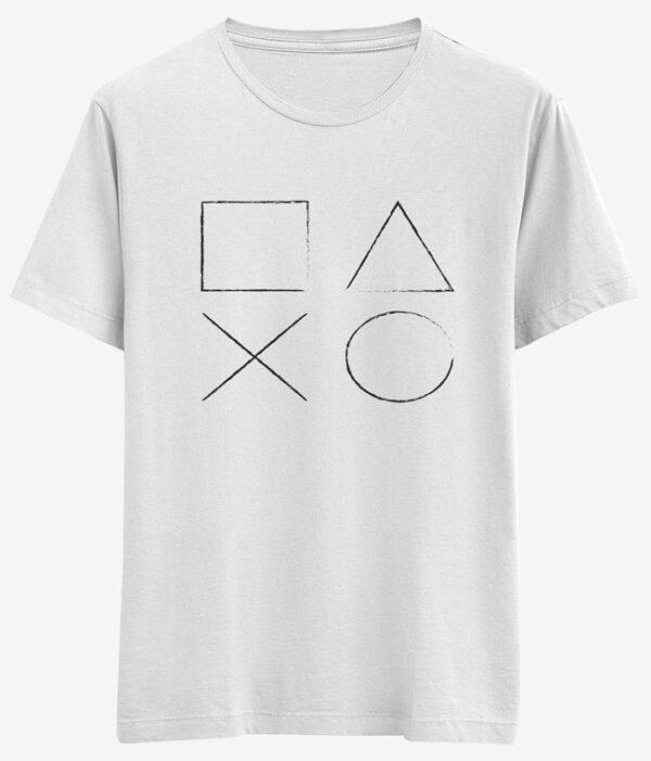 Gamer tişört